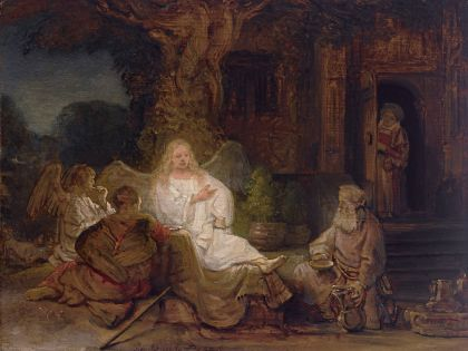 Rare Rembrandt Biblical Piece Could Worth $30m