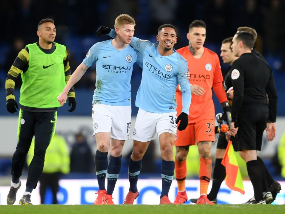 Manchester City Game Against Everton Called OffSport